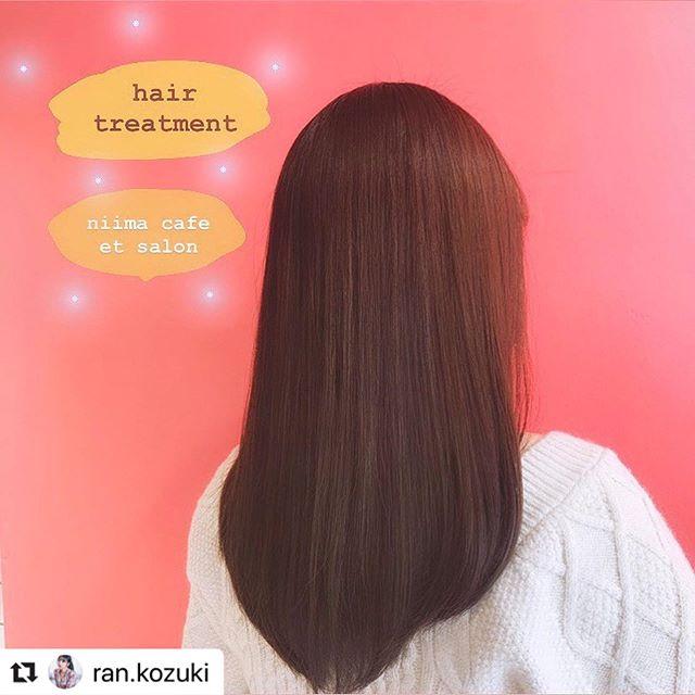 ご来店ありがとうございました️️️#Repost @ran.kozuki with @make_repost・・・Niima cafe et salon️🏼♀️・髪へのご褒美しに、気になってたところへ︎可愛いカフェとヘッドスパが併設されてる空間で個室に案内して頂いて2つのメニューを受けてきたよ!️・終わった後は髪の毛とぅるとぅるで、ほんとに感動。乾燥とかパサつき枝毛が気になってたけど、しっとりするのにさらさらした髪にしてくれた。定期的に通って髪の毛美人目指したい︎︎・○ヘッドスパ最初にマイクロスコープで頭皮の状態を見せてくれて、その場でどういう状態で、どうするべきかっていうしっかりとしたアドバイスをくれる。その後は楽しみにしてたインドネシア政府公認のバリ島直伝のヘッドスパ。クリームバスの際の香りが選べて楽しい!わたしは直感でジンジャーレモンにしたよ🍋好きな香りでリラックスしながら受けられるから本気で爆睡。笑・○水素女神トリートメント悪い活性酸素を除去してくれると注目されてる水素を使用したトリートメント🧴美容製品とか気になっててたまに買ってたけど、水素トリートメントは初めてで、終わった後の髪の毛に感動したし、スコープで再度確認したら頭皮の状態がすごく改善されてて驚いた!🥺・トリートメント終わりには横のカフェで、マシュマロが上に乗ってるホットチョコラテ。ベルギーチョコ使ってて濃厚で美味しかった〜️髪の毛とぅるとぅる!!ありがとうございました︎・#niima #niimacafeetsalon#ニーマ #ニーマサロン#クリームバス #ヘッドスパ#南森町カフェ #メンテナンス